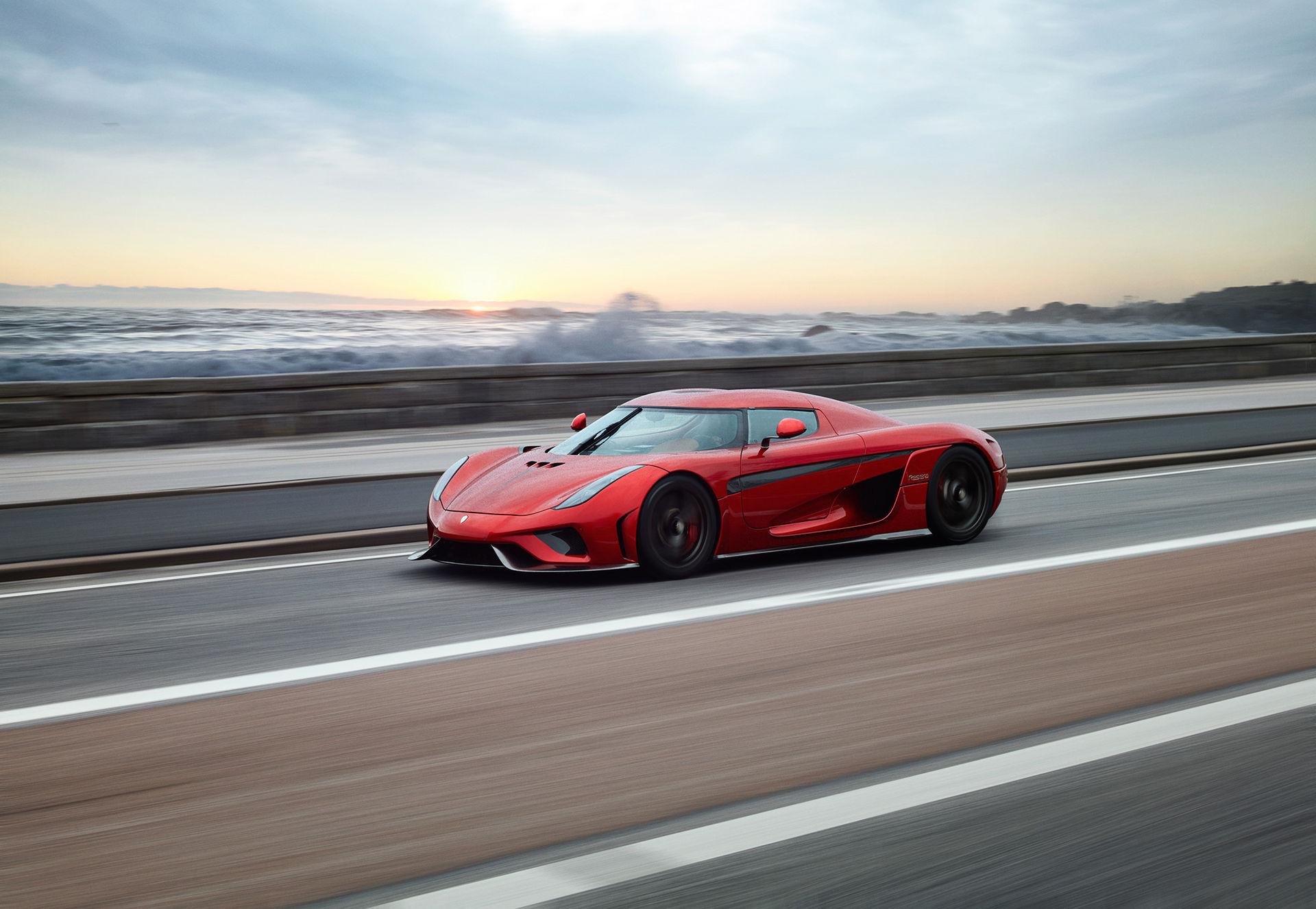Koenigsegg kan tänka sig att göra en elbil