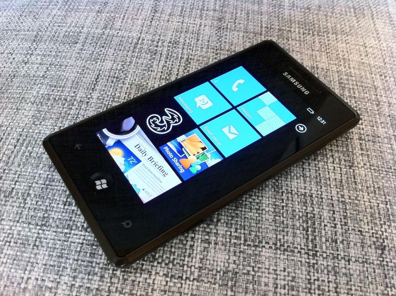 Windows Phone 7 och 8 förlorar push-stöd