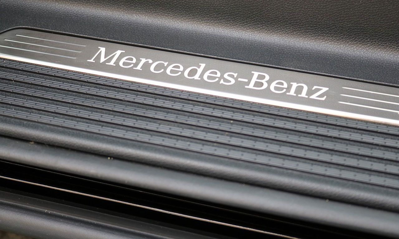 Fusk-mjukvara hittad i Mercedes dieselmodeller