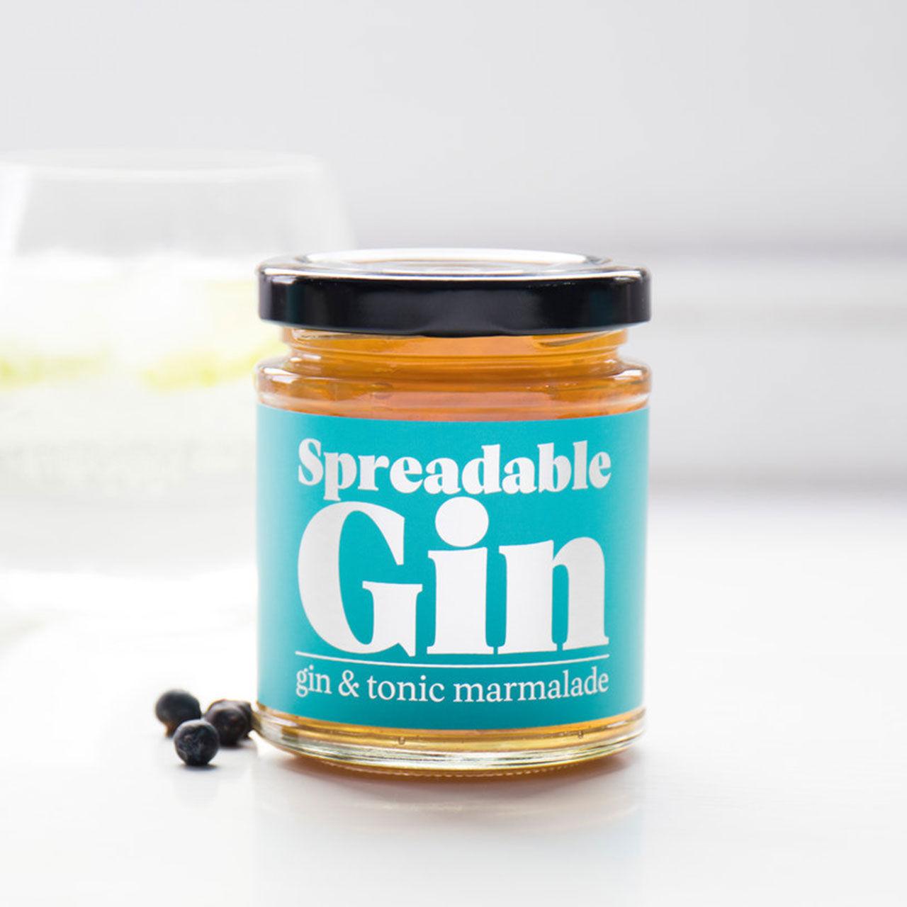 Gin och tonicen du kan bre på mackan