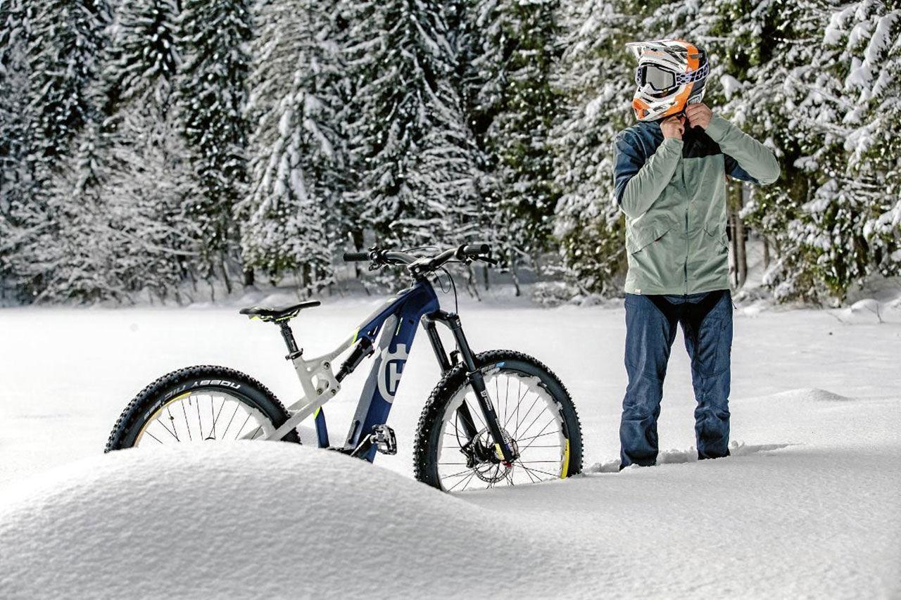 Husqvarna börjar bygga cyklar igen