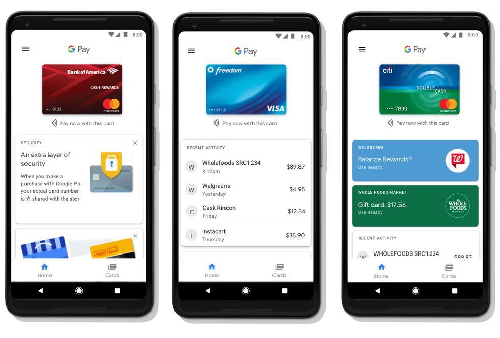 Google lanserar Google Pay