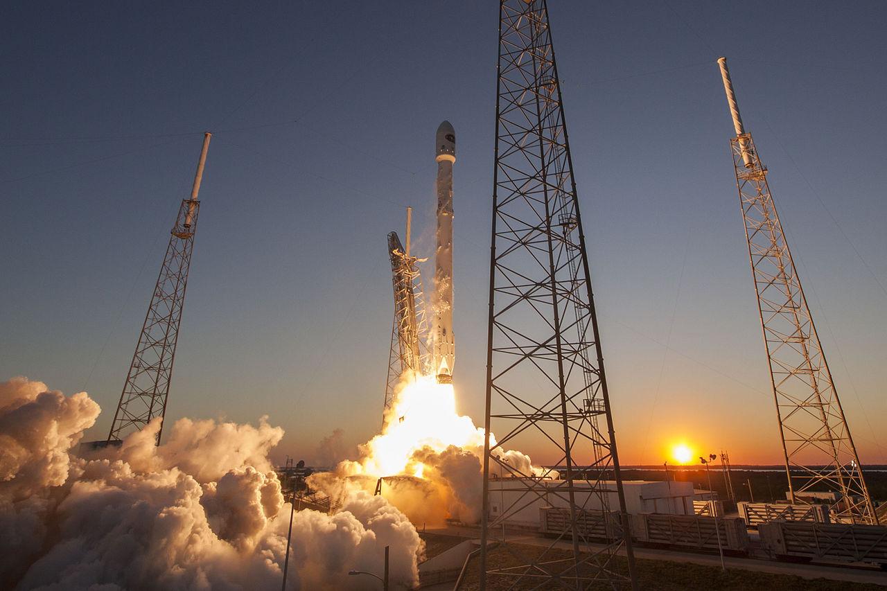 Kolla in när SpaceX börjar bygga Starlink