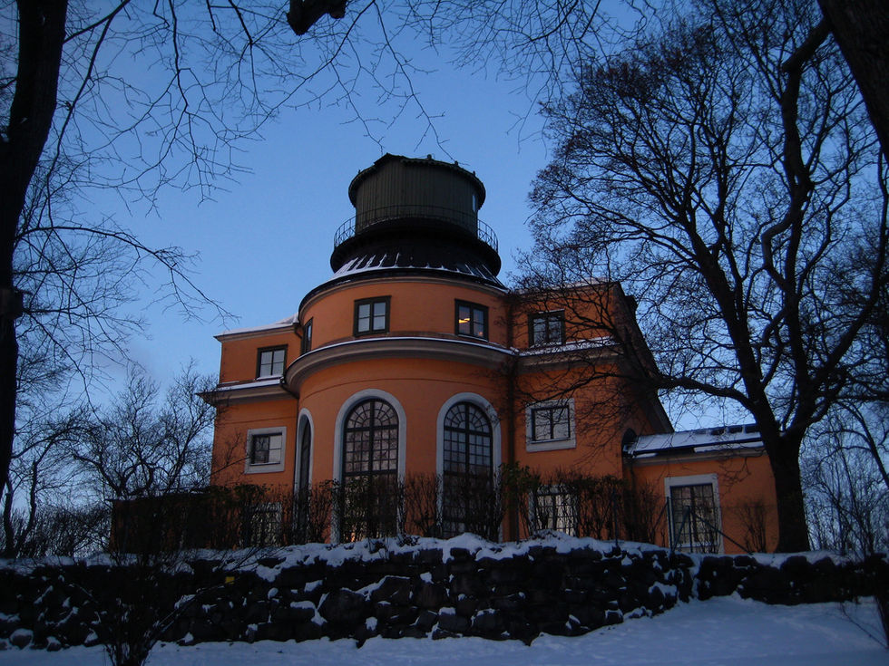 Observatoriemuseet i Stockholm räddas!