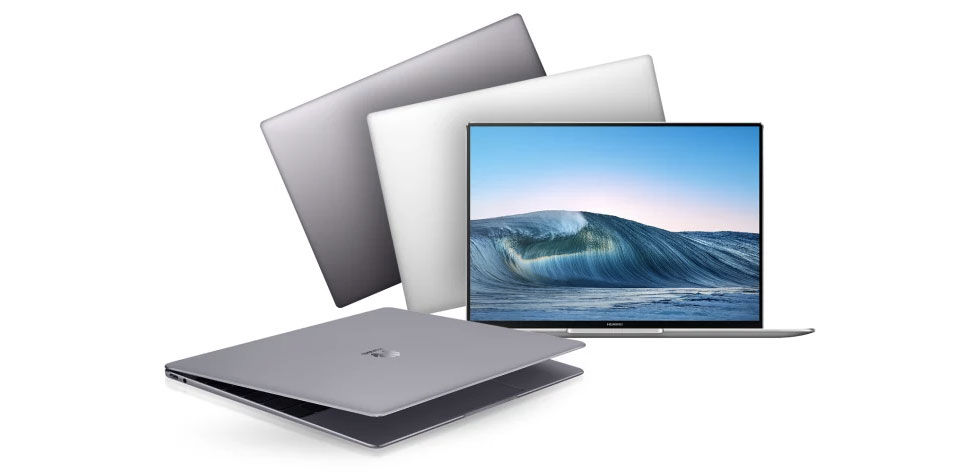 Huawei visar upp MateBook X Pro