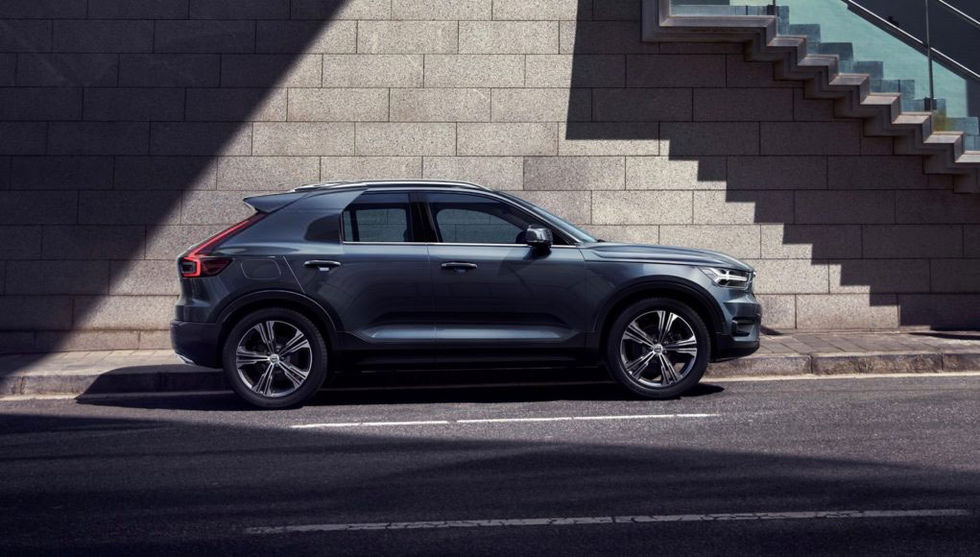 Har Volvo en coupé-version av XC40 på gång?