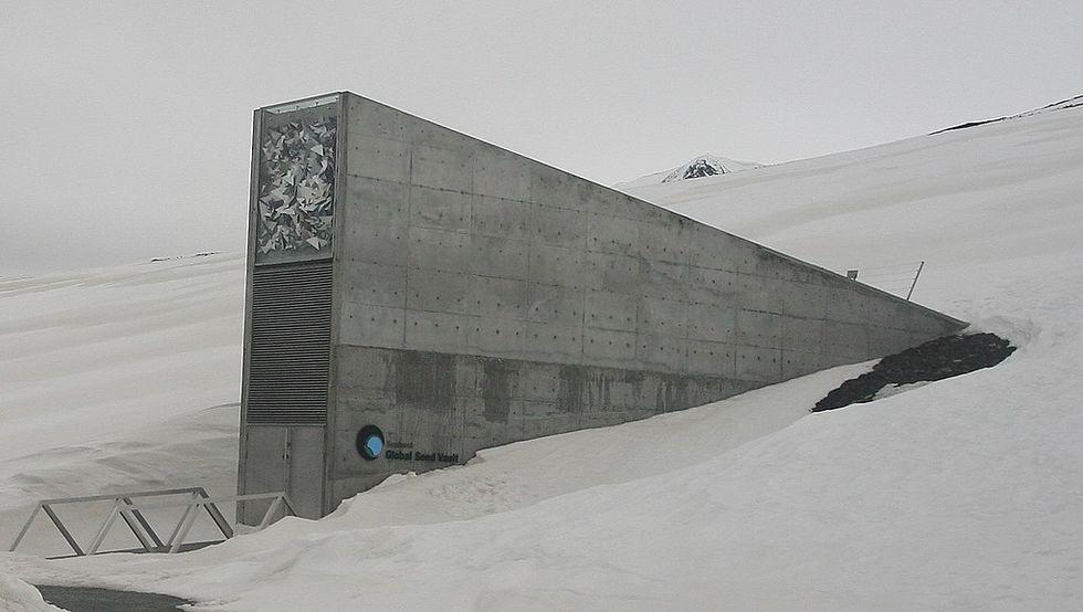 Norge ska uppgradera Domedagsvalvet