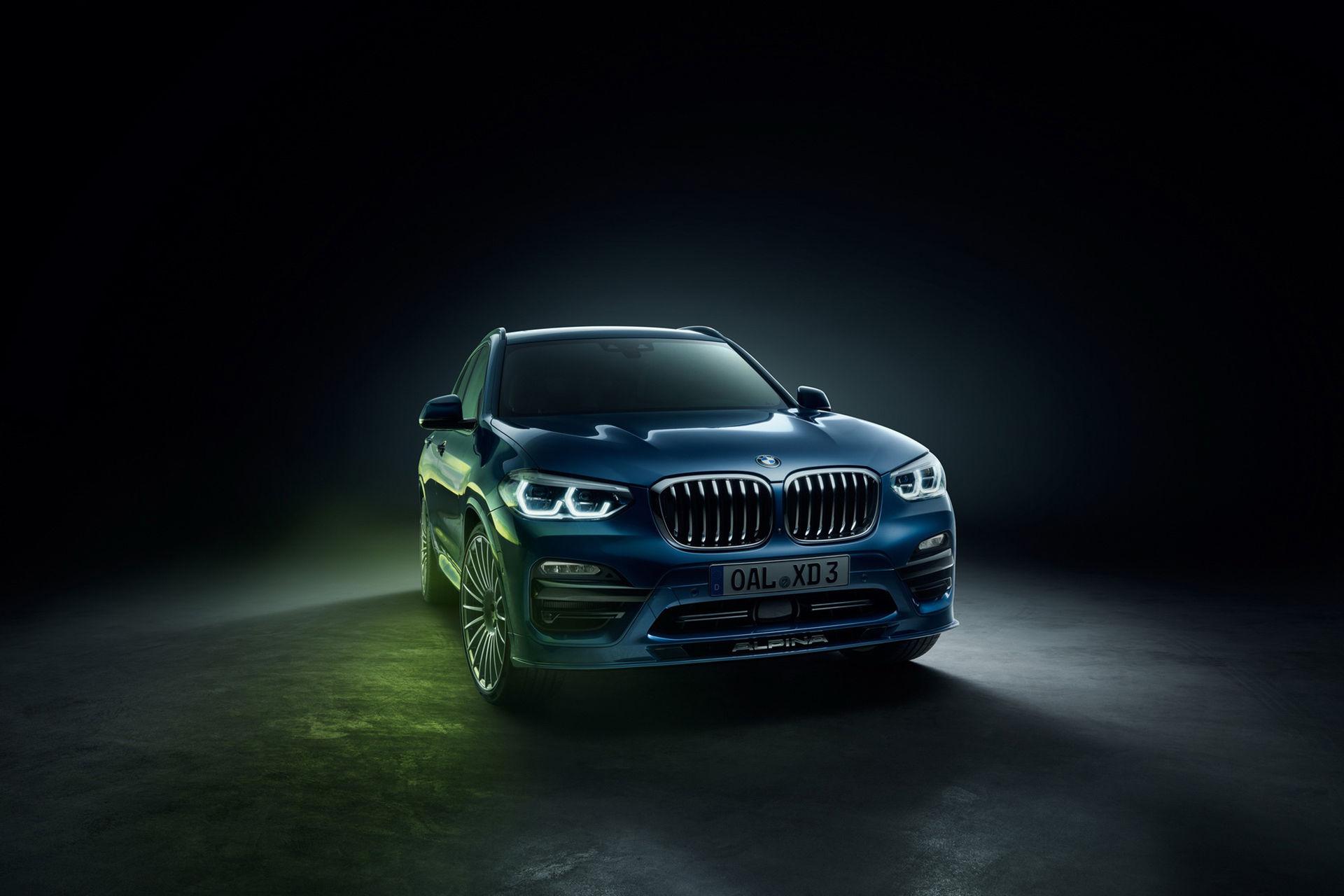 Alpina piffar upp BMW X3