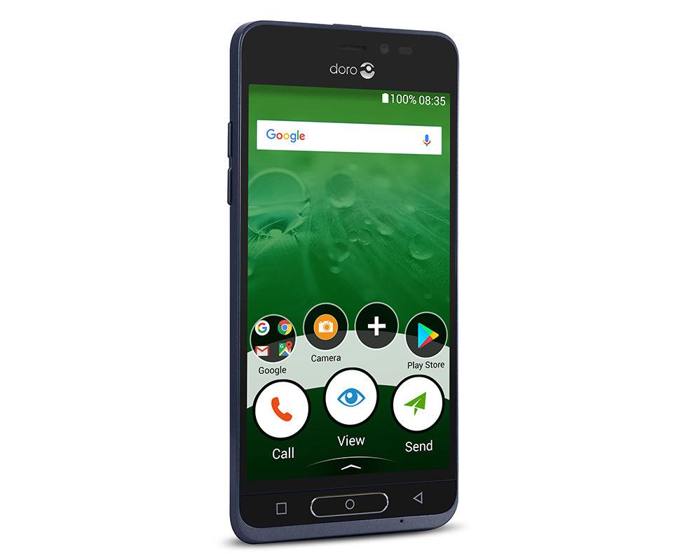 Doro presenterar två nya mobiler
