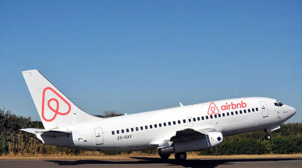 Airbnb ryktas starta flygbolag