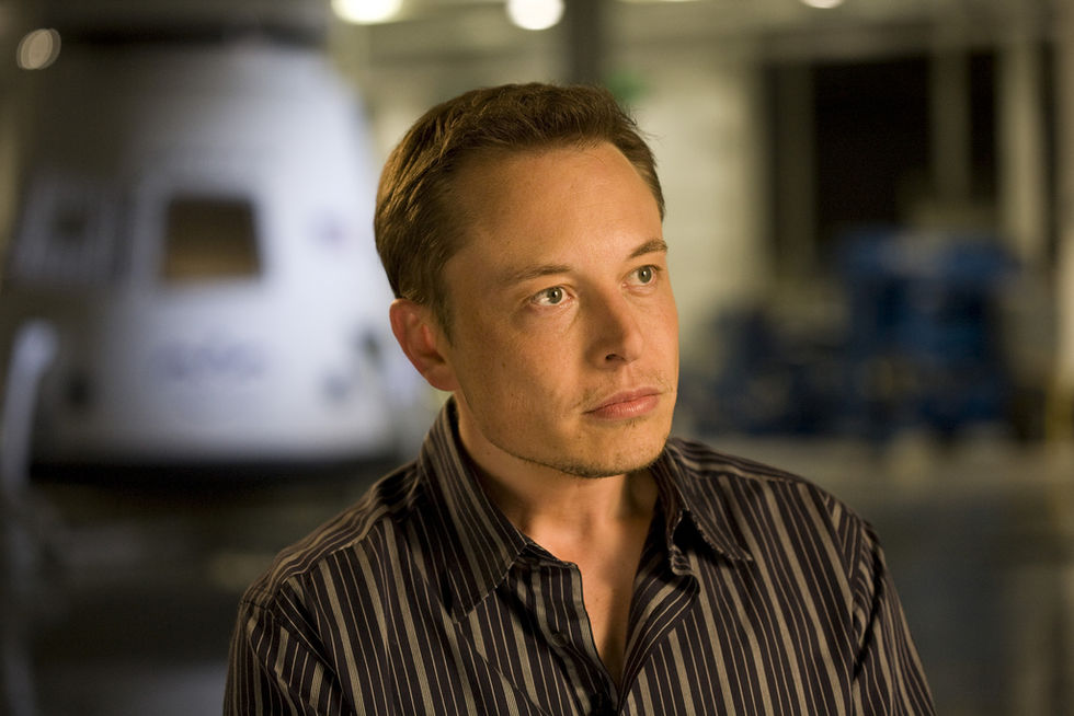 Elon Musk lämnar styrelsen för OpenAI