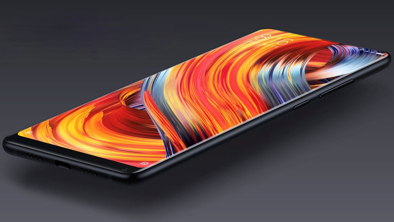 Xiaomi Mi Mix 2S presenteras 27 mars