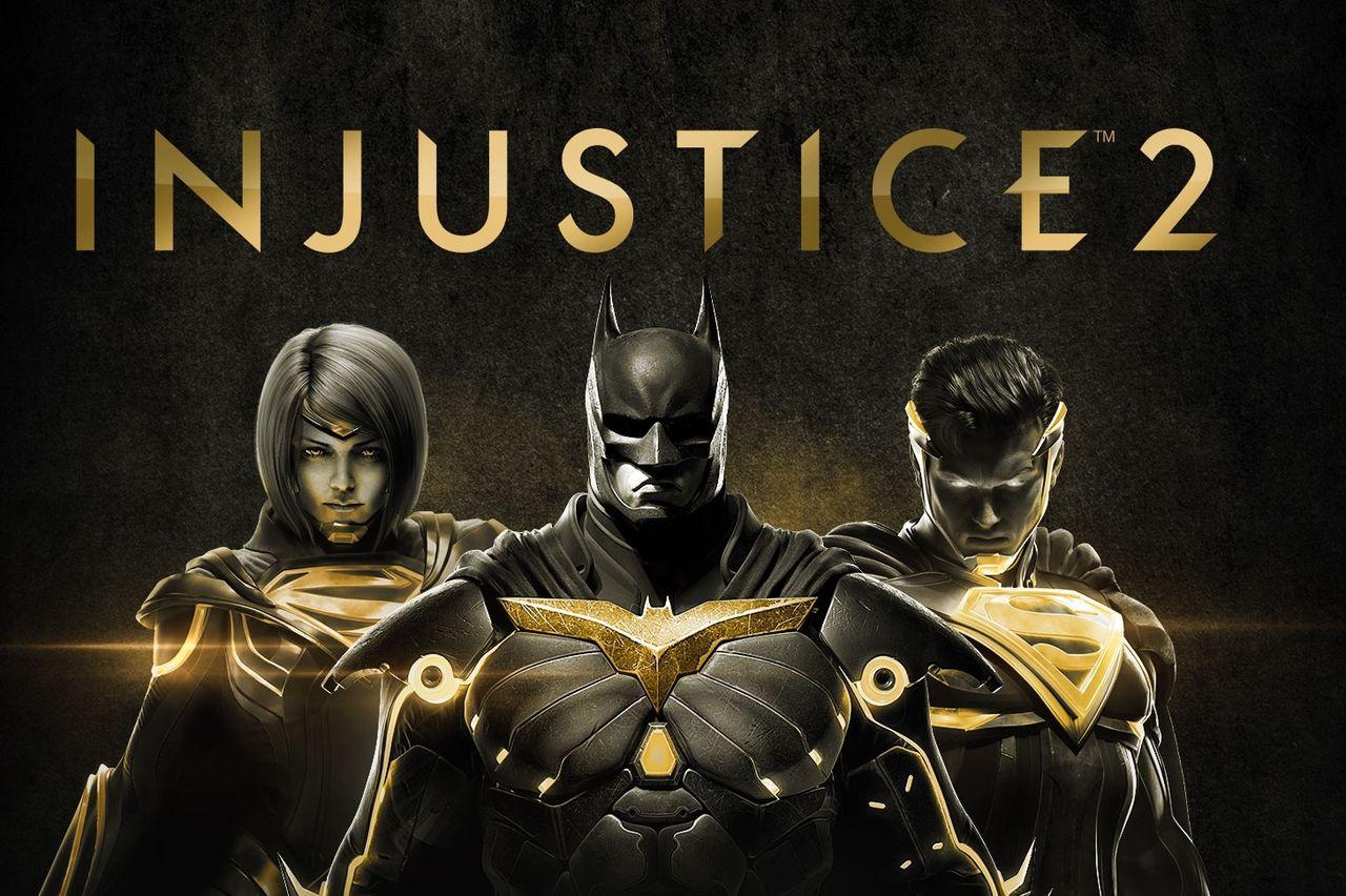 Warner Bros presenterar Injustice 2: Legendary Edition