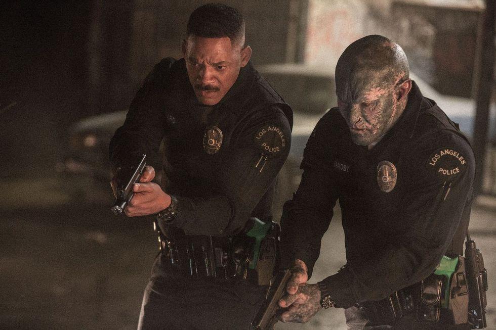 Bright-skådis tycker att Ayer och Netflix ska lyssna på kritik