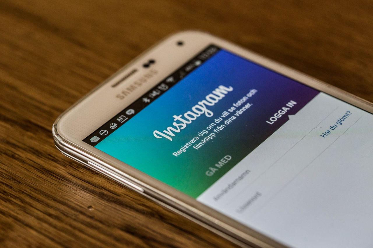 Röstsamtal på gång till Instagram?