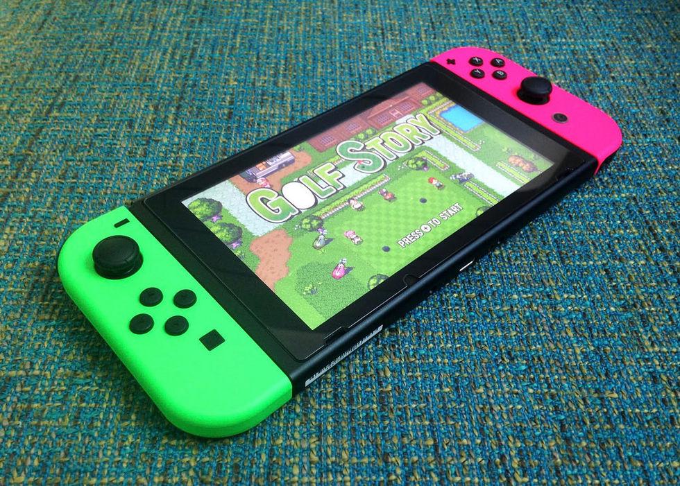 Tut i luren - Nintendo Switch 1 år!