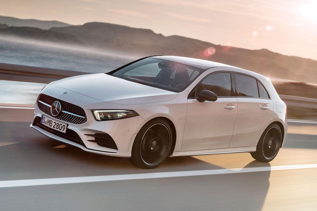 Nya Mercedes A-Klass blir din för 275.900 kronor