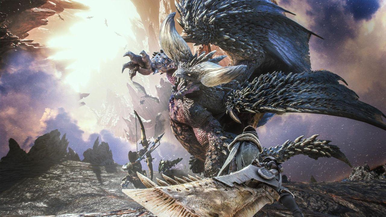 Monster Hunter World är Capcoms bäst säljande spel