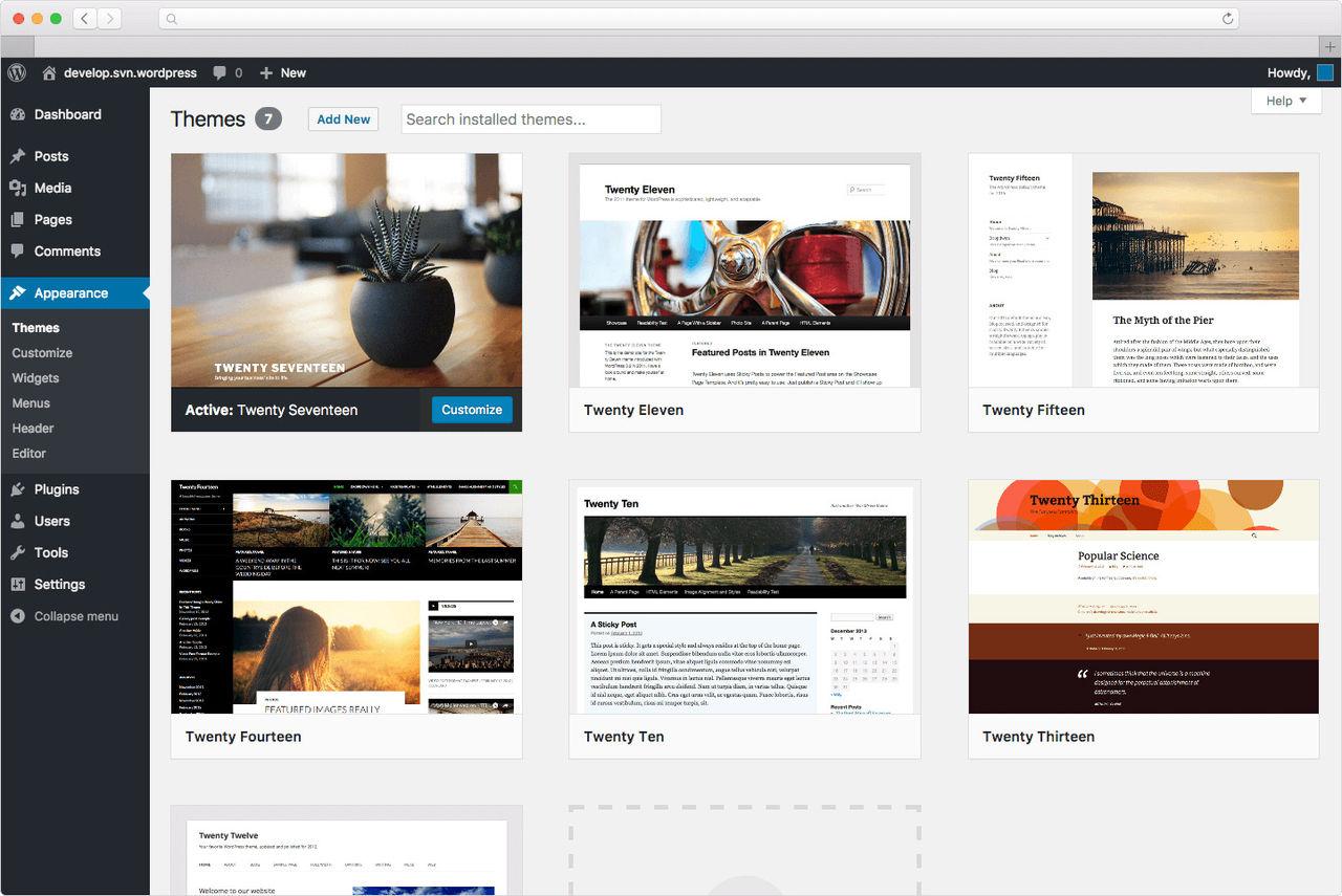 30 procent av alla nätets sajter kör WordPress