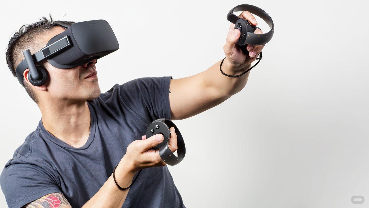 Nu är Oculus Rift största VR-plattformen på Steam