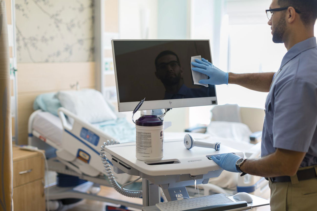 HP släpper datorer för sjukvården