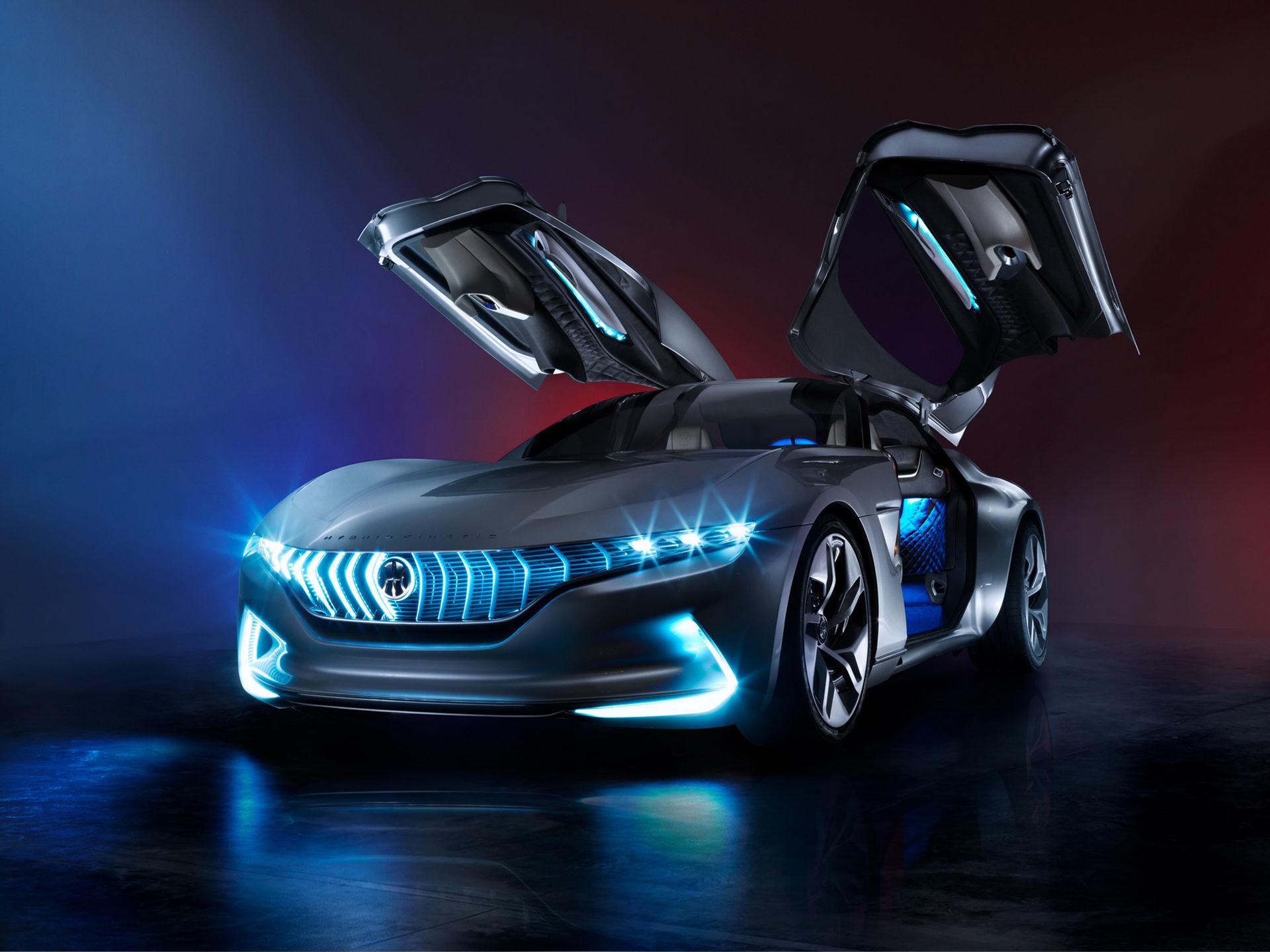 Pininfarinas nya konceptbil är presenterad