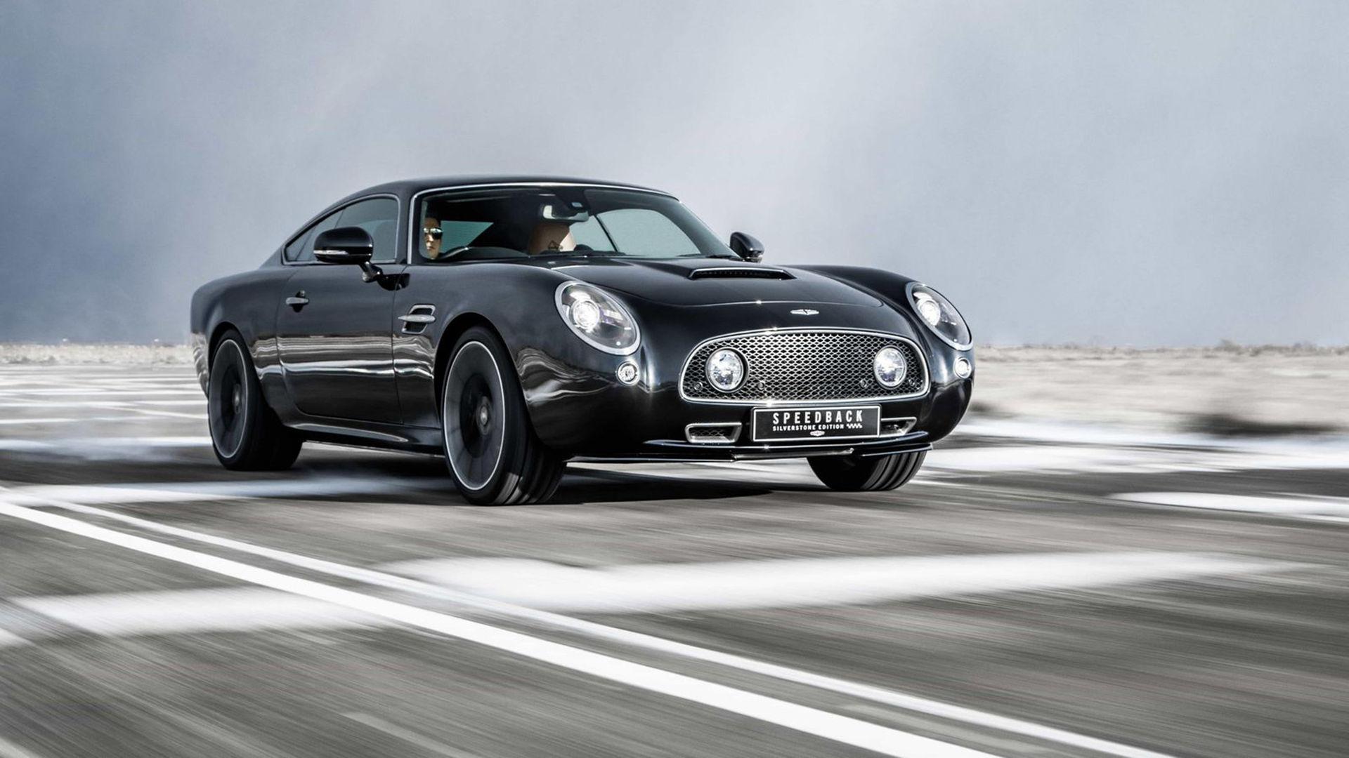 Silverstone Edition - specialversion av Speedback GT
