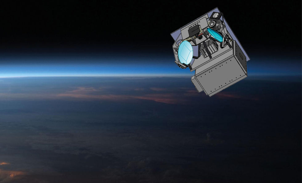 Siw blir Sveriges nästa satellit. Åker upp till rymden 2022