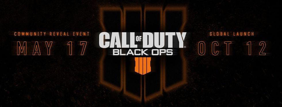 Call of Duty: Black Ops IIII släpps 12 oktober