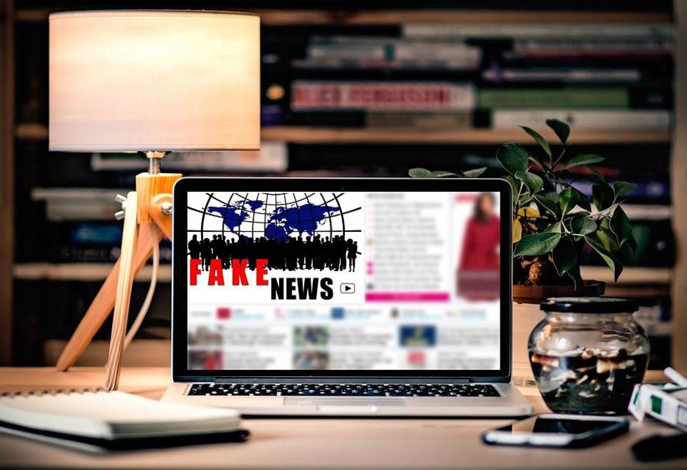 Osanningar sprids snabbare än sanningar på Twitter