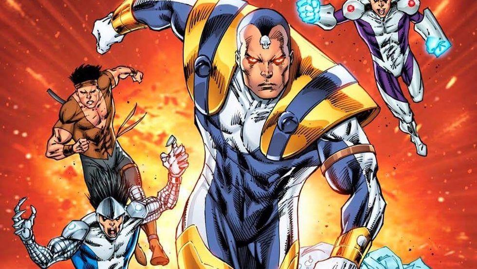 Netflix köper in Deadpool-skaparens serie-universum