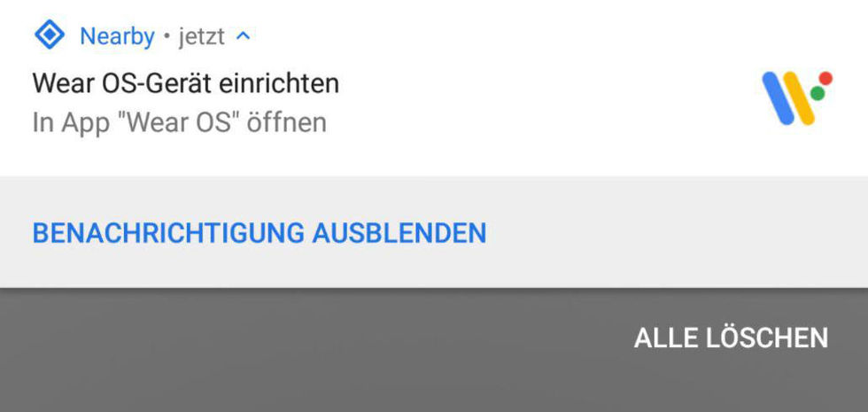 Android Wear byter namn till Wear OS