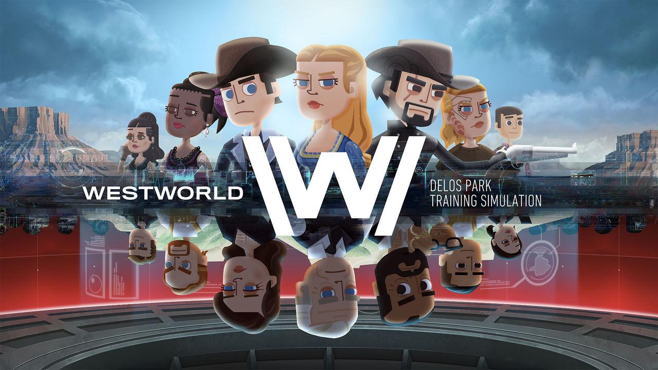 Westworld kommer till mobilen