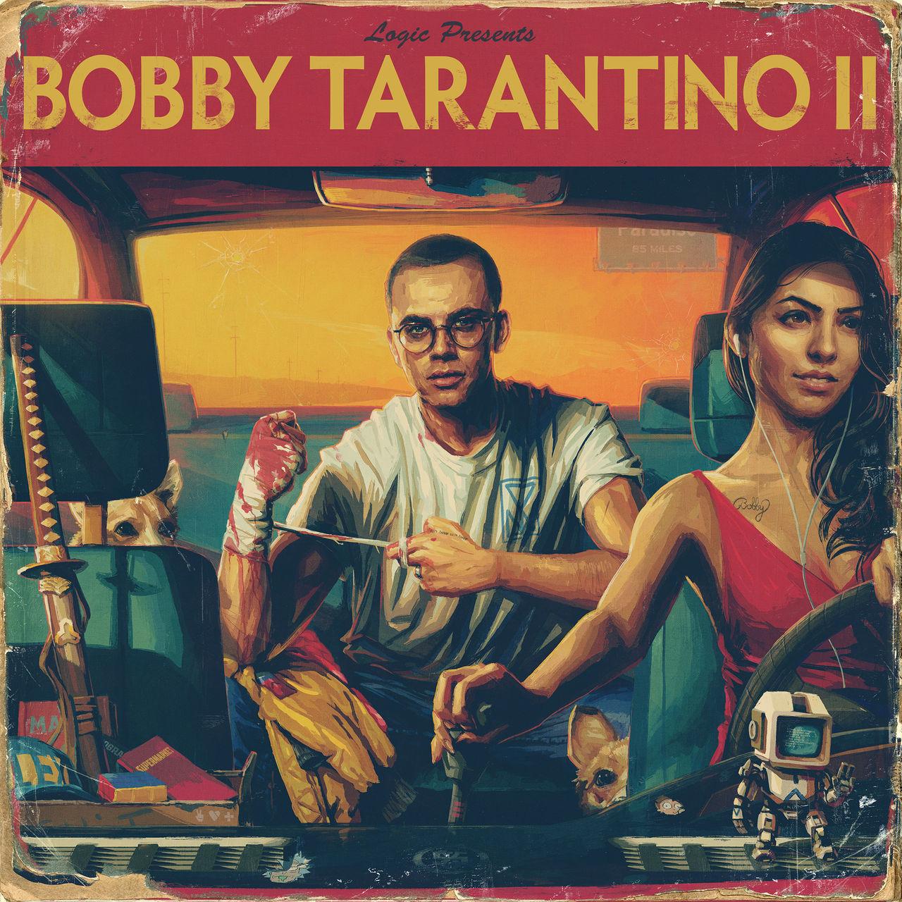 Nytt mixtape från Logic