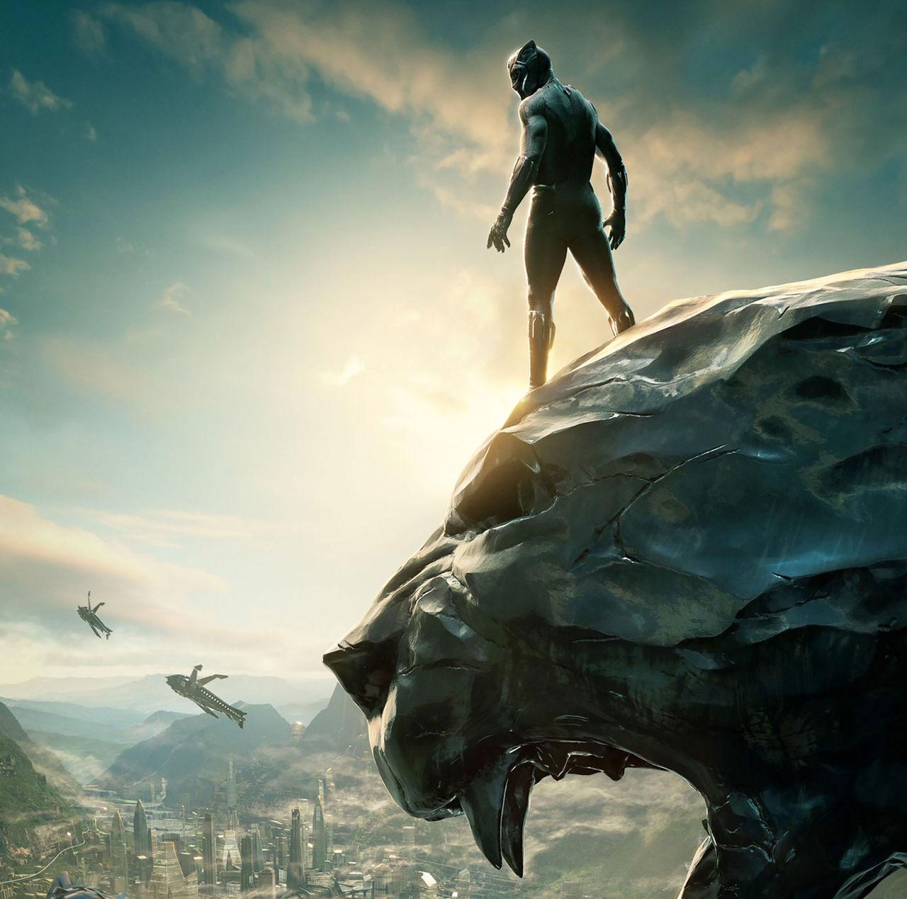 Nu har Black Panther spelat in över 1 miljard dollar