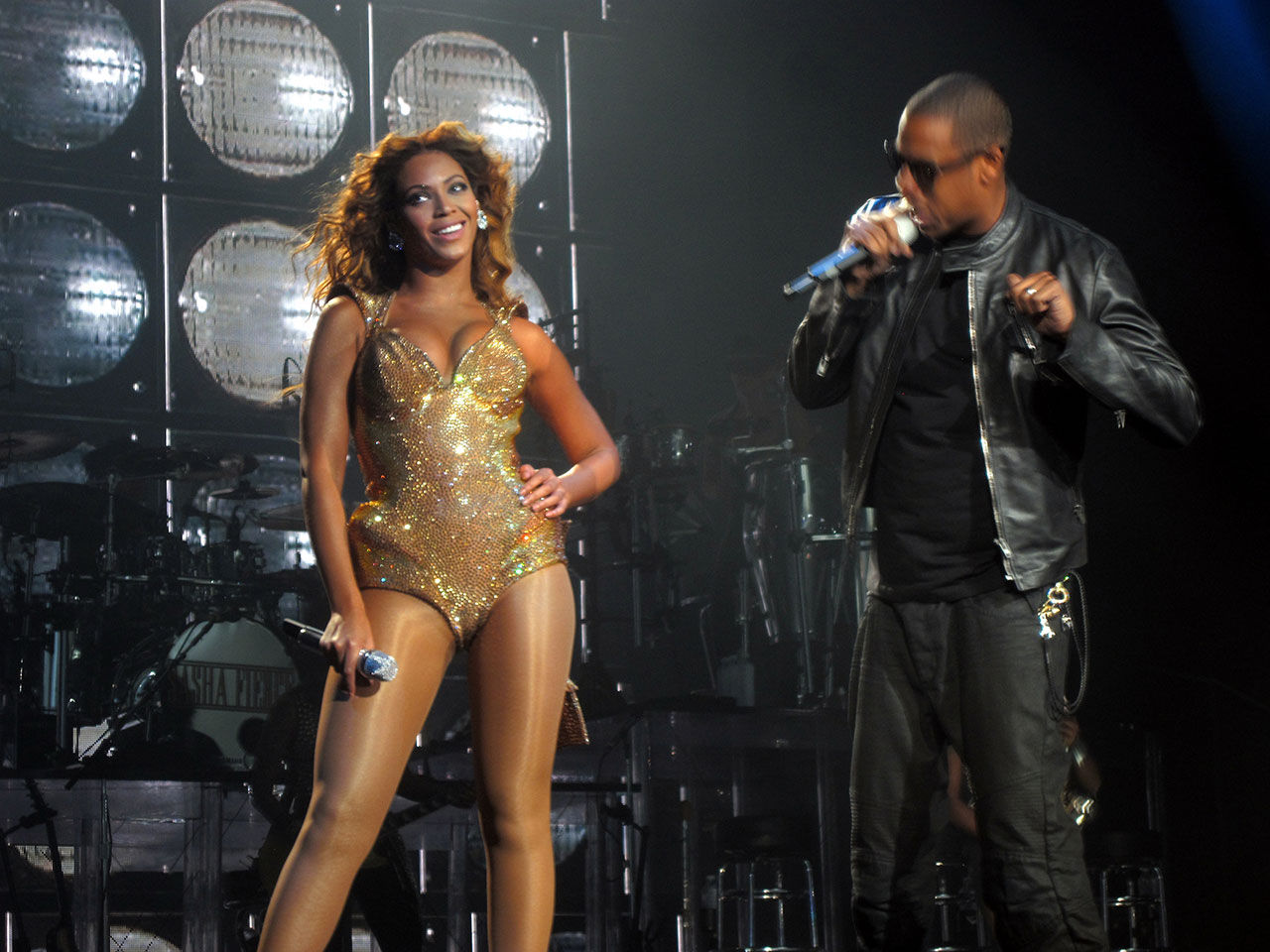 Beyoncé och Jay-Z spelar i Stockholm