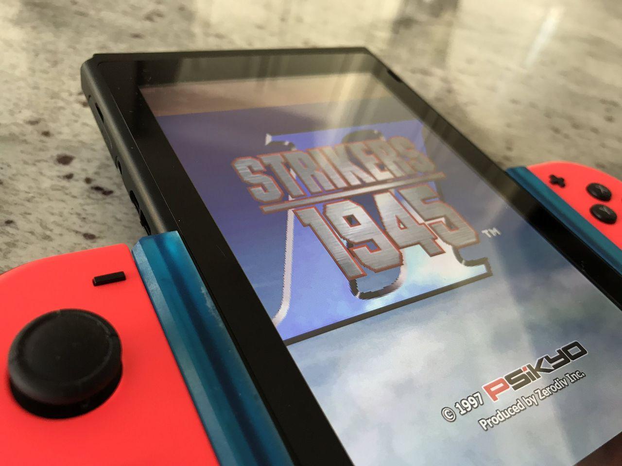 Joy-Con-tillbehör till vertikala Switch-spel på gång