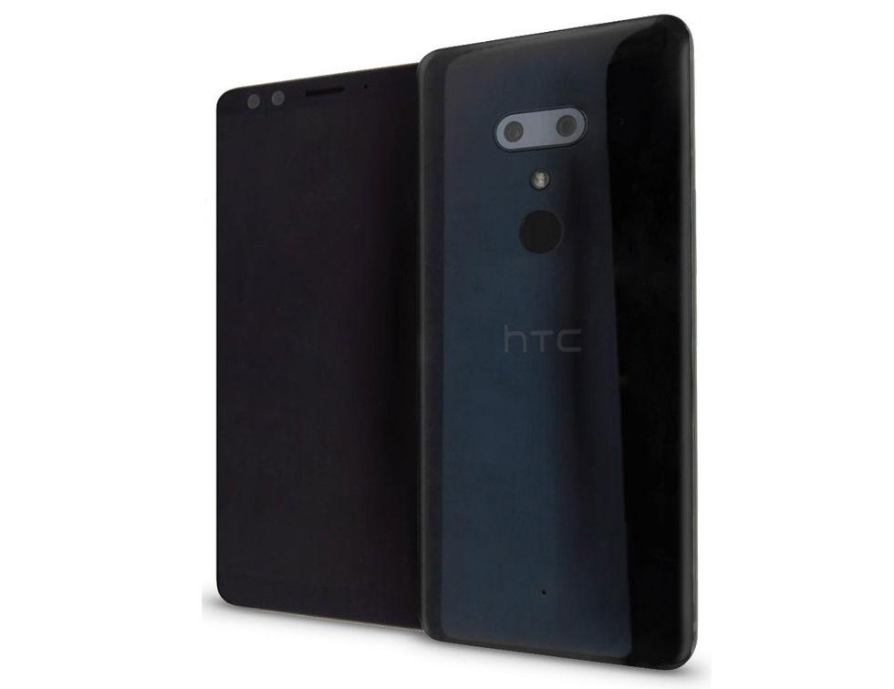 Evan Blass levererar bild på HTC U12 Plus