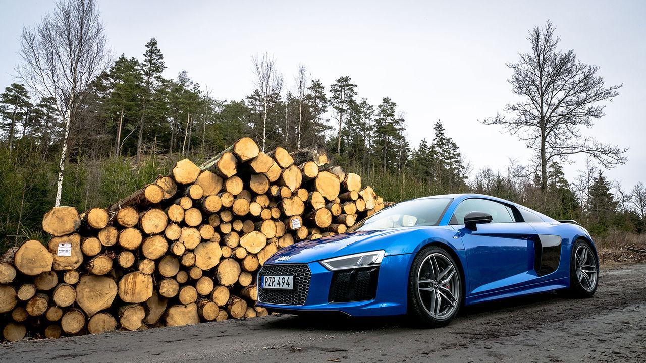 Det blir ingen ny generation av Audi R8