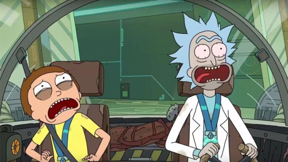 Framtiden för Rick and Morty är oklar