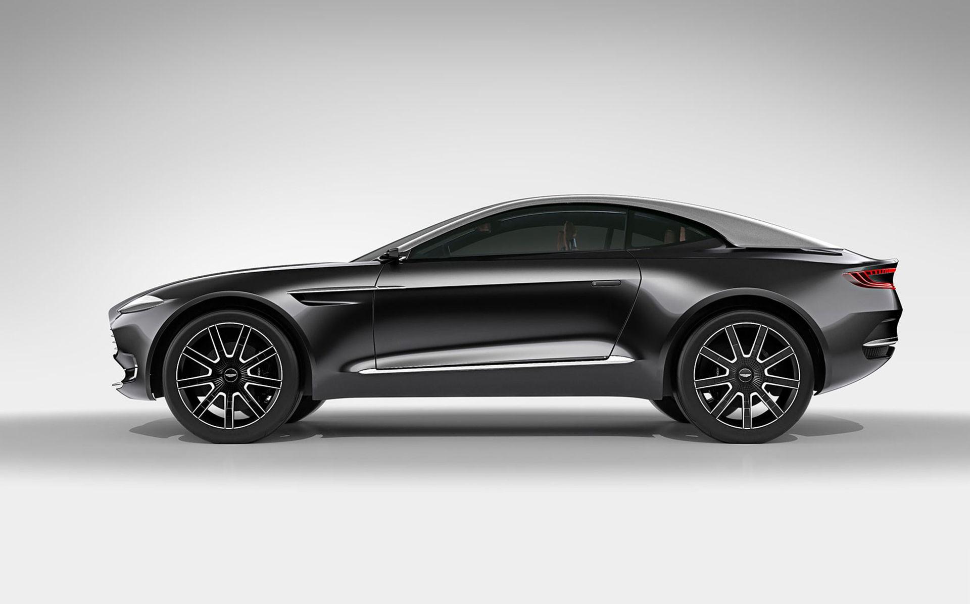 Aston Martins SUV kan få namnet Varekai