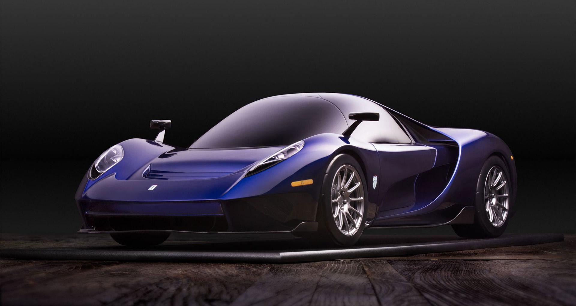 SCG 004S byter V8:a mot V6:a från Nissan GT-R