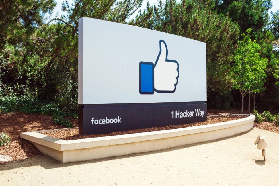 Facebooks värde minskade med 37 miljarder dollar igår