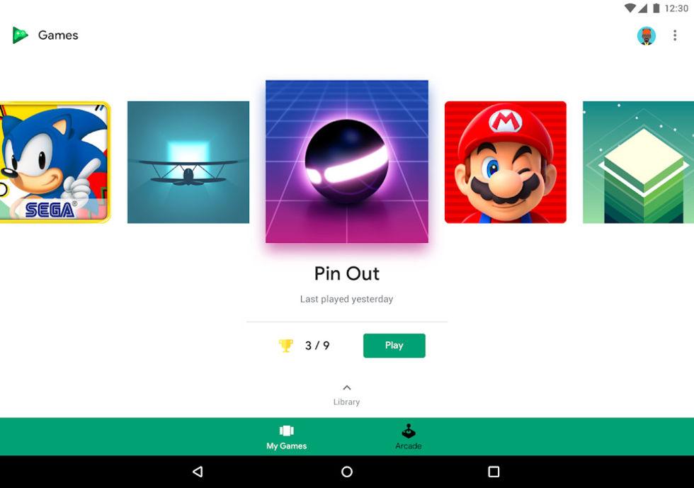 Spel kommer till Google Instant Apps