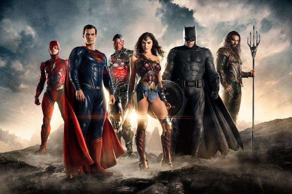 Justice League är den DC-film som gått sämst hittills