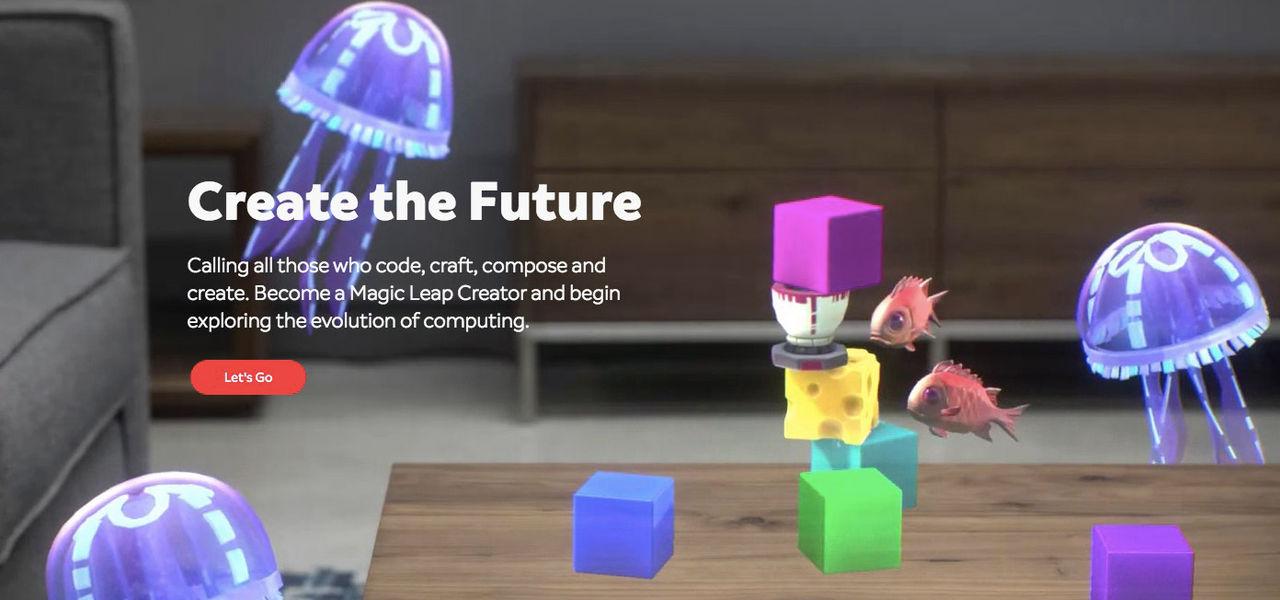 Magic Leap öppnar portal för utvecklare