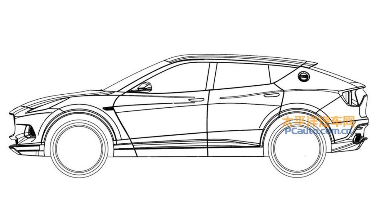 Lotus kommande SUV har Volvo-delar