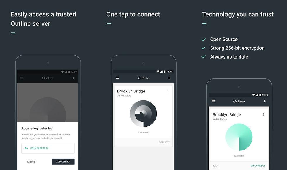 Fixa en egen VPN-server med Outline