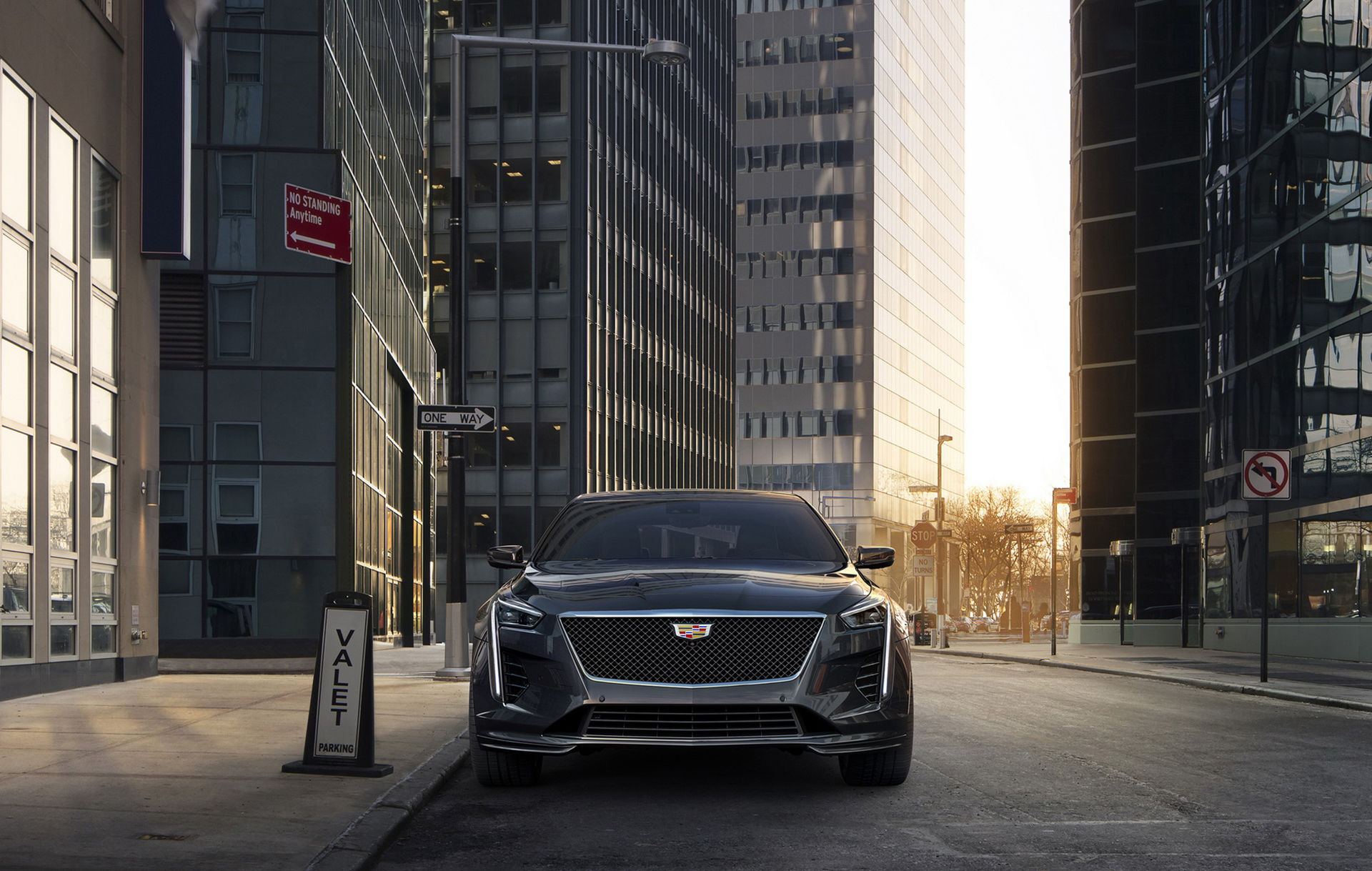 Cadillac lyfter flaggskeppet CT6