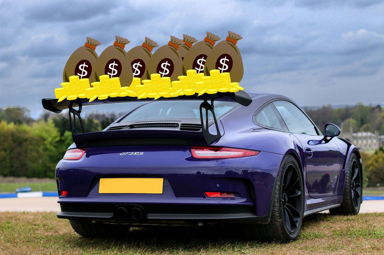 Anställda på Porsche får bonus på 9.656 euro